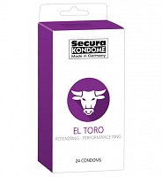 Kondomy Secura El Toro 24 ks