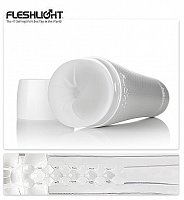 Fleshlight Flight White Instructor anál bílý